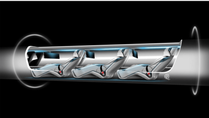 Elon Musk's Hyperloop Makes More Sense for Mars than California