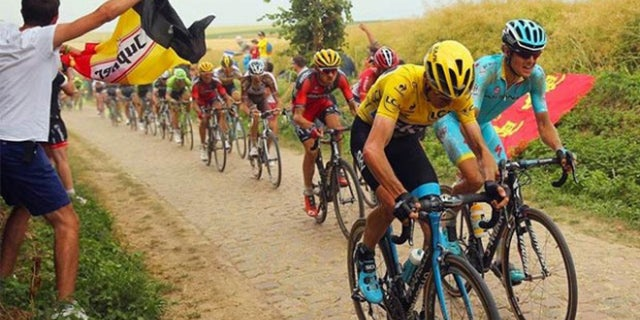 Tour De France Cyclist Computers Hacked By Doping Critics