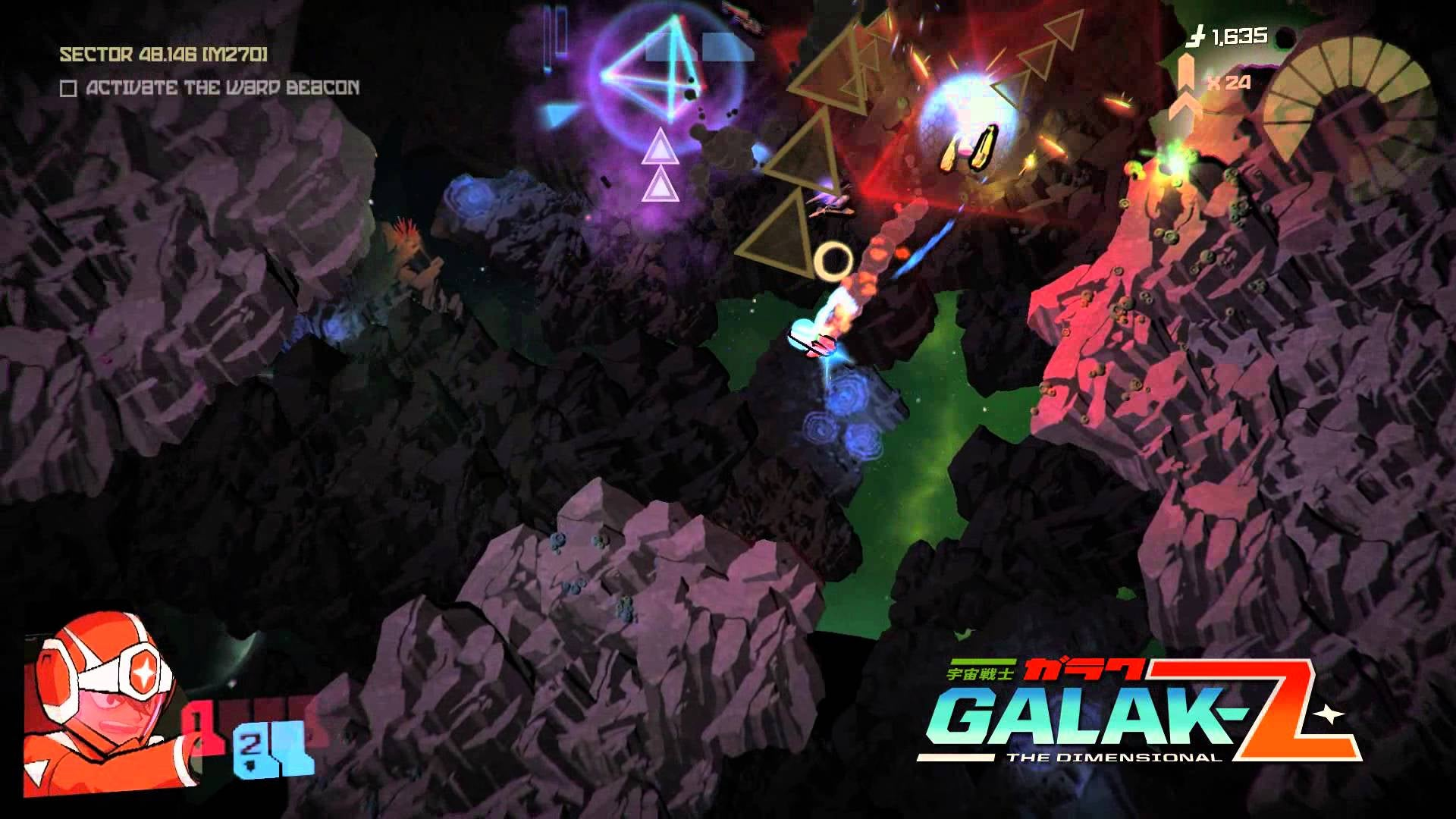 GALAK-Z Finally Hitting Steam Next Week