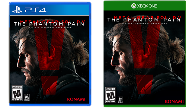 It's Official: No Kojima On Metal Gear Solid V's Box