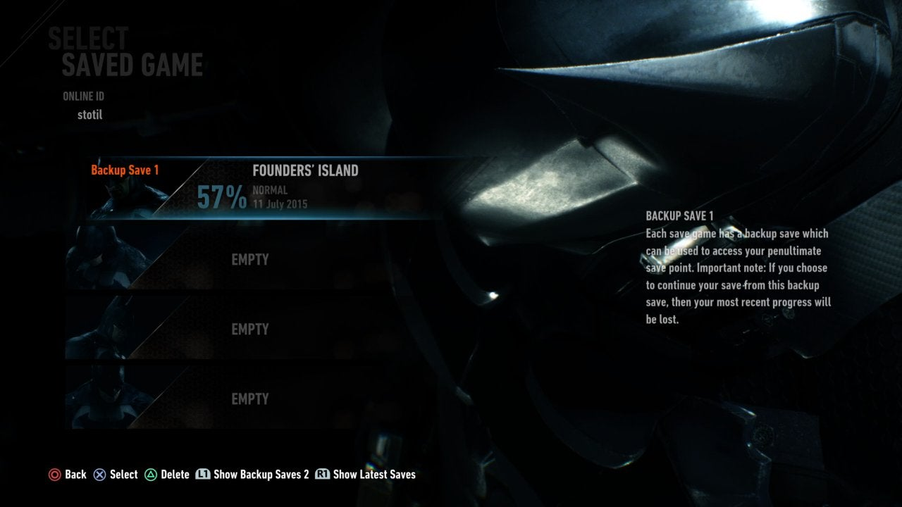 Developers, Please Copy These Player-Friendly Ideas From Arkham Knight