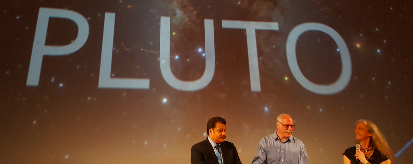 Watch Neil deGrasse Tyson Talk About The Importance of Reaching Pluto