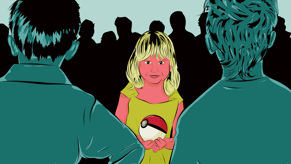 Girl Gets Back At Bullies With Pokémon Battle