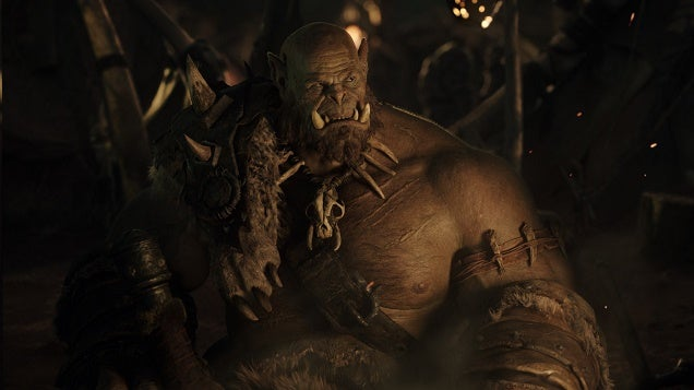 Warcraft Movie Footage Leaks From Comic Con