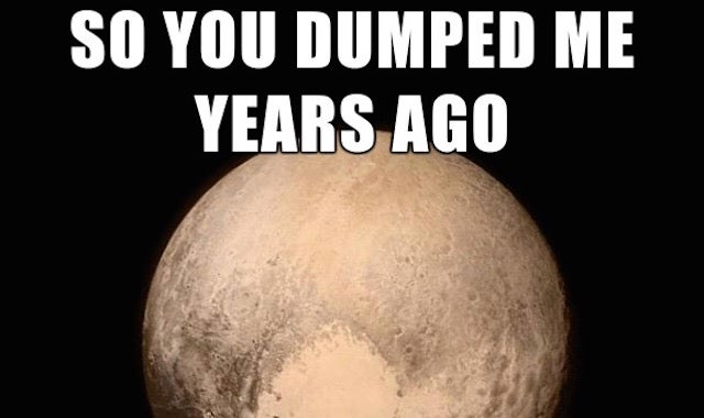 The Worst Brand Tweets About The Pluto Flyby