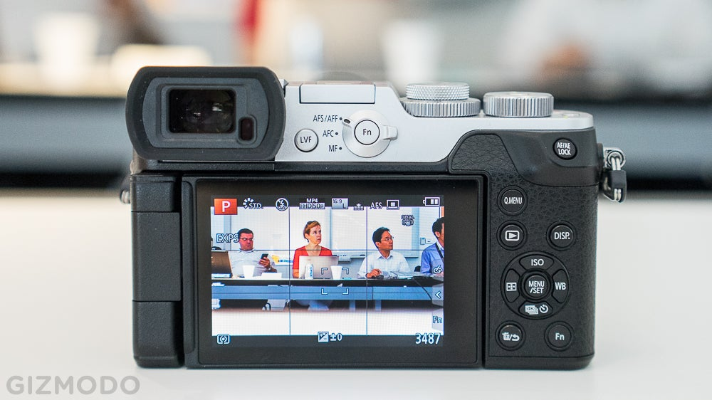 Panasonic GX8: Insane Stability and 4K Video for This Beefy Mirrorless