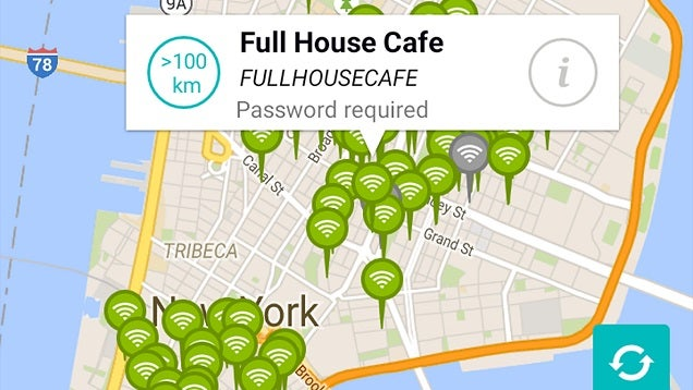 WifiMapper Launches On Android With Some Exclusive New Features