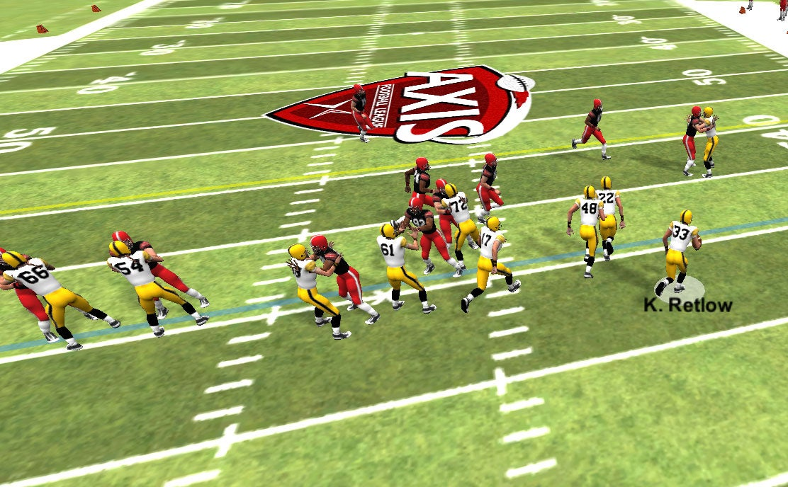 Football Game That Is Not Madden Appears Suddenly On Steam