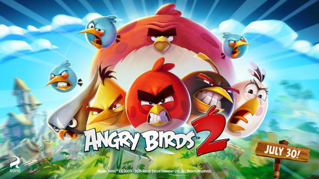 Angry Birds 2 Will Be Released This Month