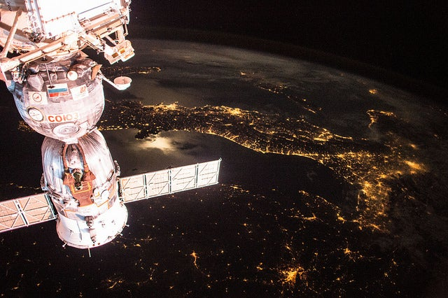 The ISS Astronauts Had To Shelter From Russian Space Junk This Morning