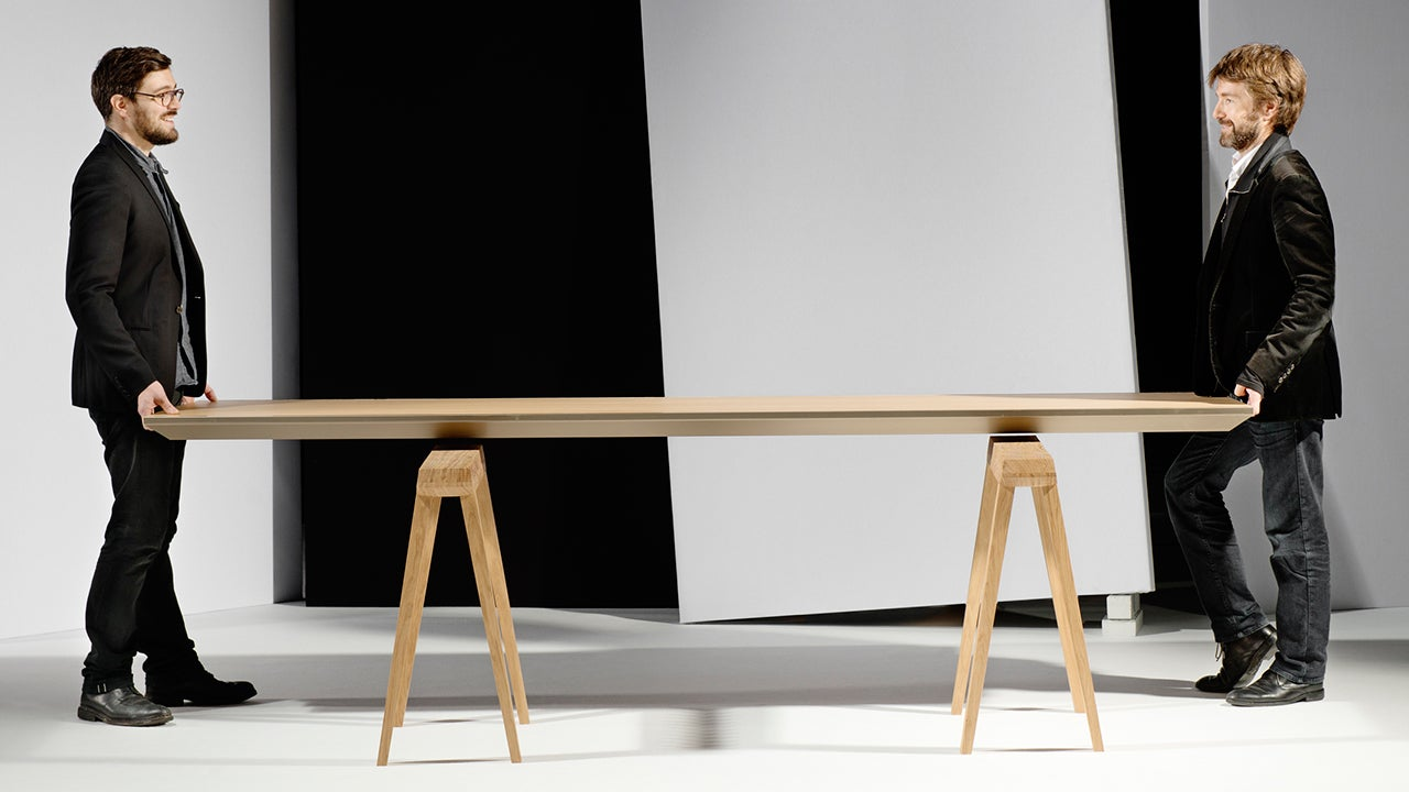 Swap Your Noisy AC for This Room Cooling Dining Table