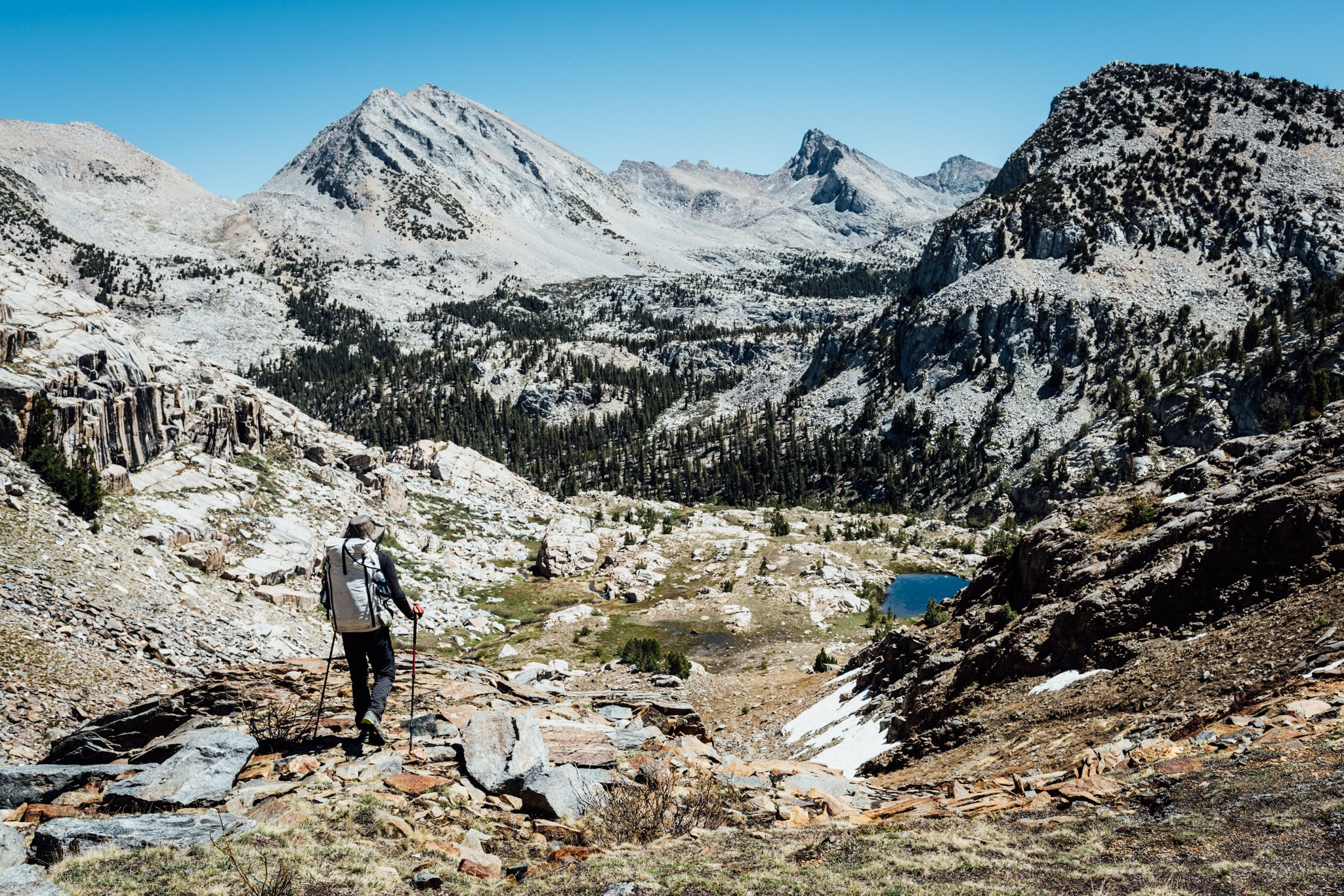 The Hardest Hike In America? We Backpack The Sierra High Route