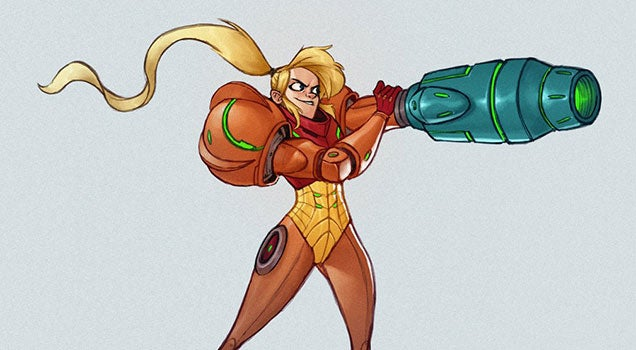 A Metroid TV Series That Looks Like This, Please