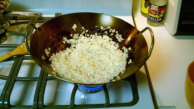 Avoid Olive Oil In Your Wok (and Other Wok Cooking Tips)
