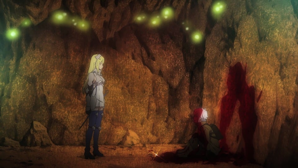 This Anime Isn't Really About Picking Up Girls In a Dungeon