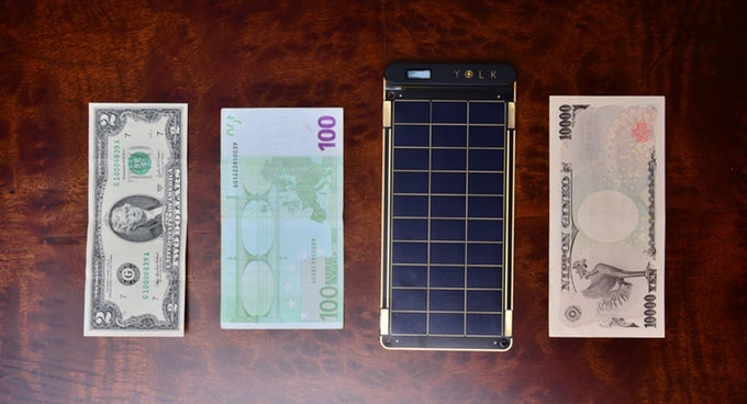 A Paper-Thin Solar Panel Can Charge Your Phone on the Go