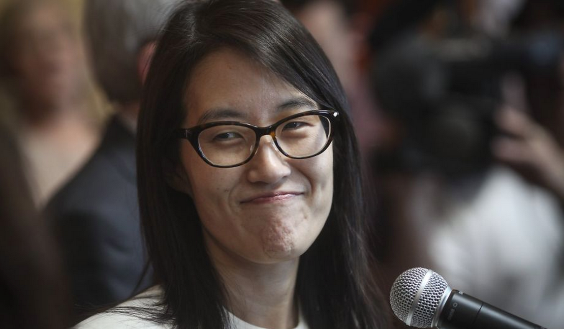 Ellen Pao Says the Trolls Are Winning