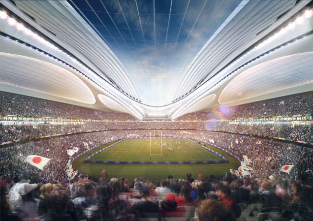 Japan Just Cancelled Its Outrageously Expensive Olympic Stadium Design