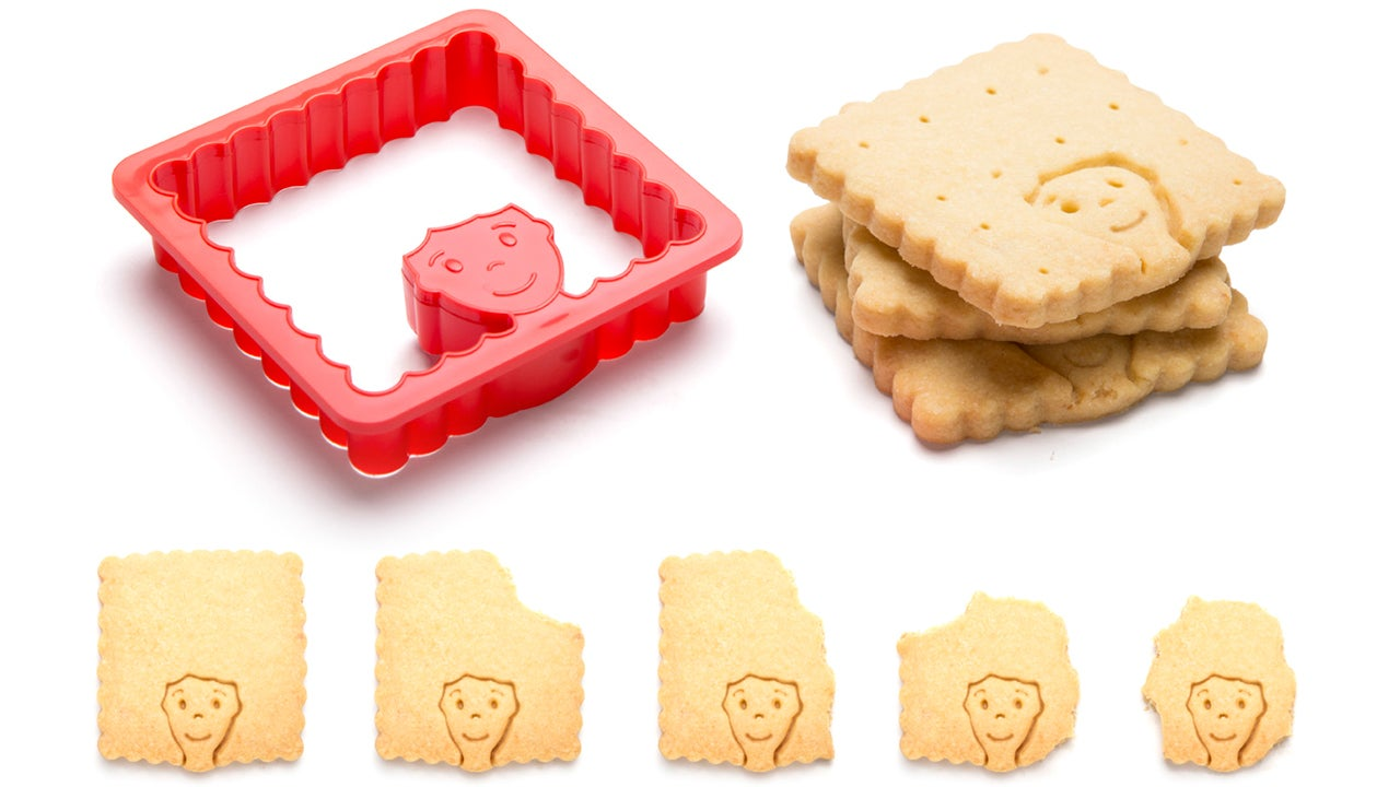 Nibble Away a Sweet Haircut With This Adorable Cookie Cutter