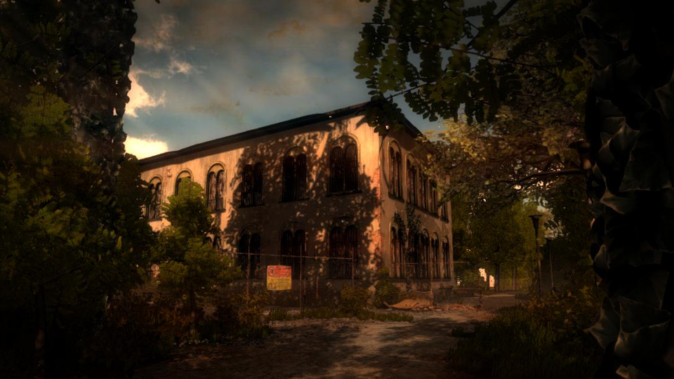 A Horror Game Based On A Real Place