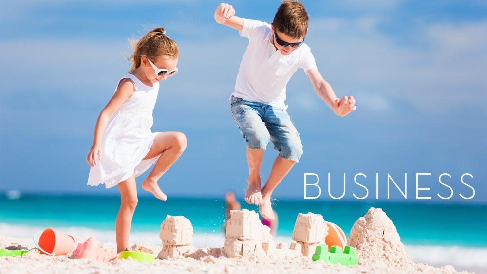 This Week In The Business: That Poor Sandcastle