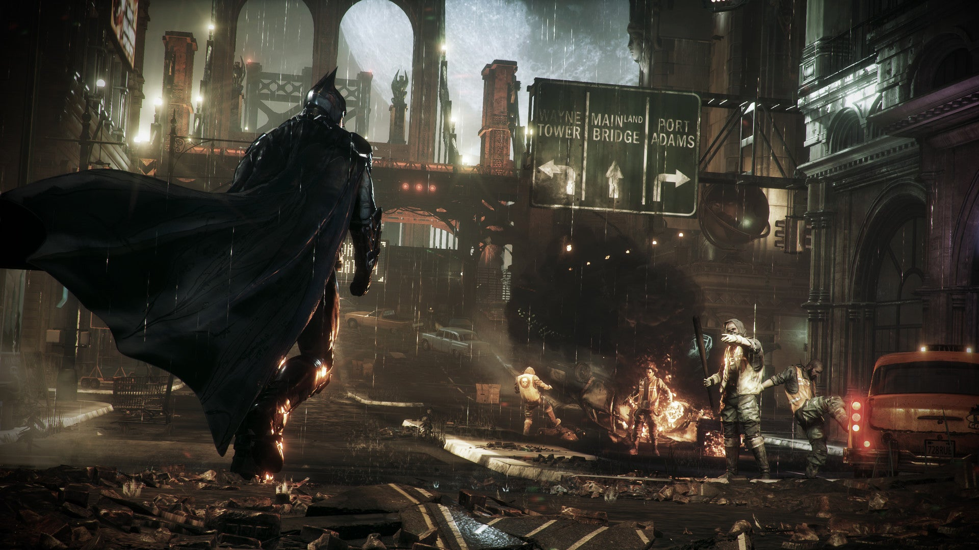 Batman: Arkham Knight And Darksiders 3 Are September's PlayStation Plus Games