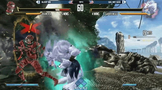 Epic Killer Instinct Comeback Is One Of The Best EVO Moments So Far