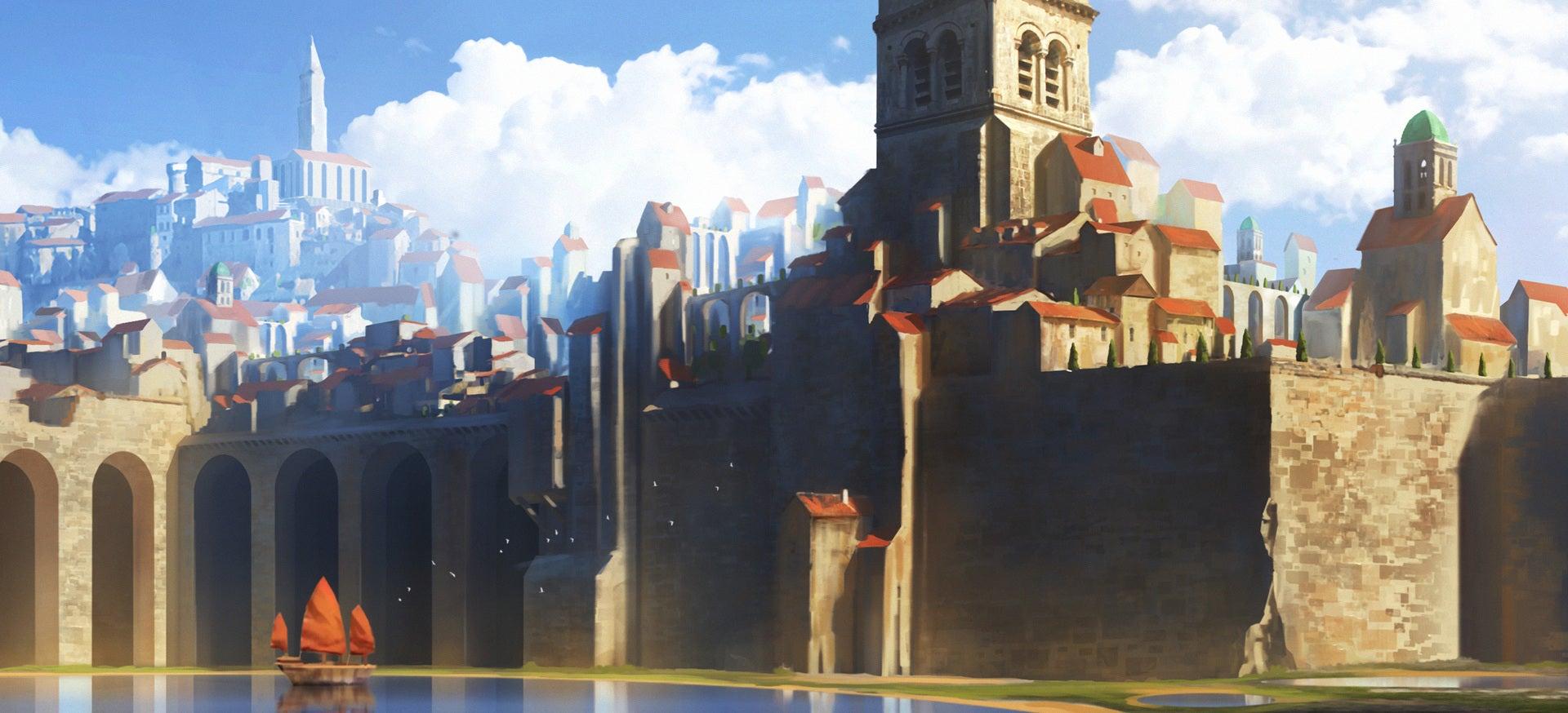 A Difficult Castle To Crash
