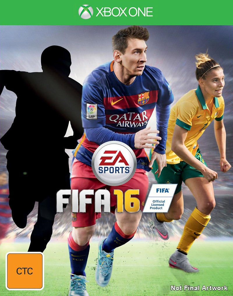 Women Make The Cover Of EA's Biggest Sports Game
