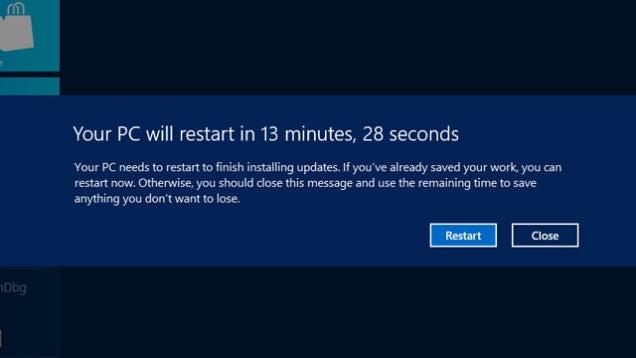 Go Update Windows Right Now