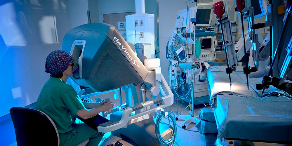 Robotic Surgery Has Been Connected to 144 U.S. Deaths Since 2000