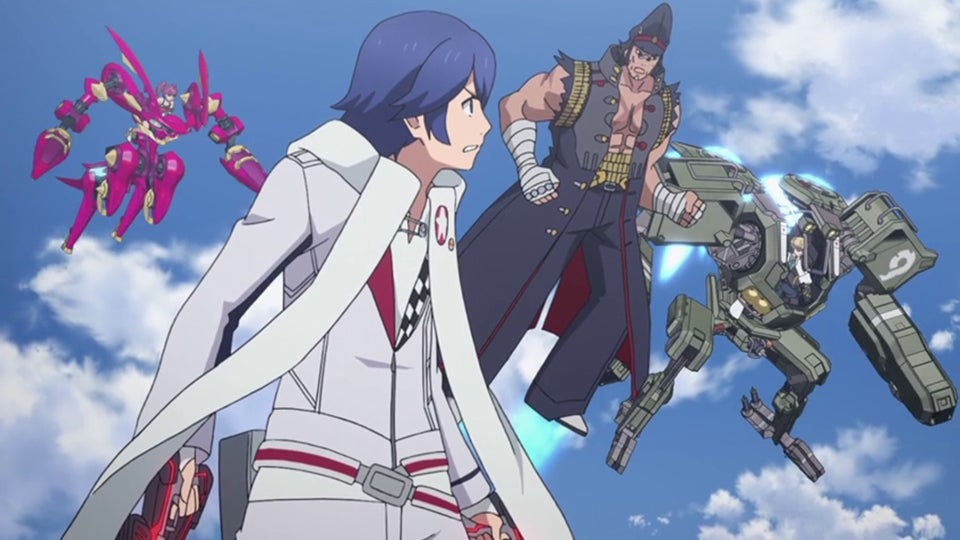Gunslinger Stratos the Anime: The Kotaku Review