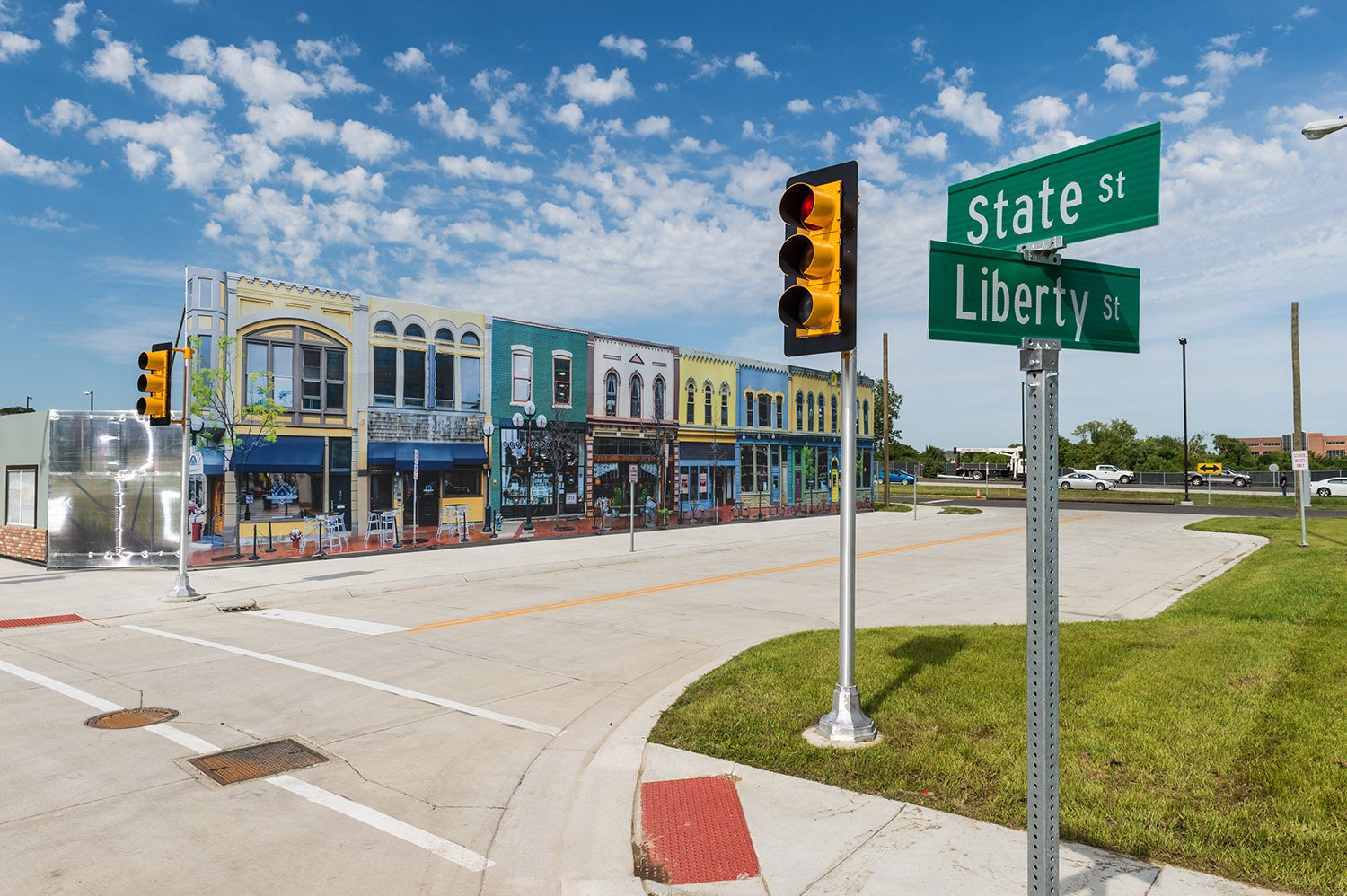 Welcome to Mcity: The Fake Town Built for Testing Driverless Cars
