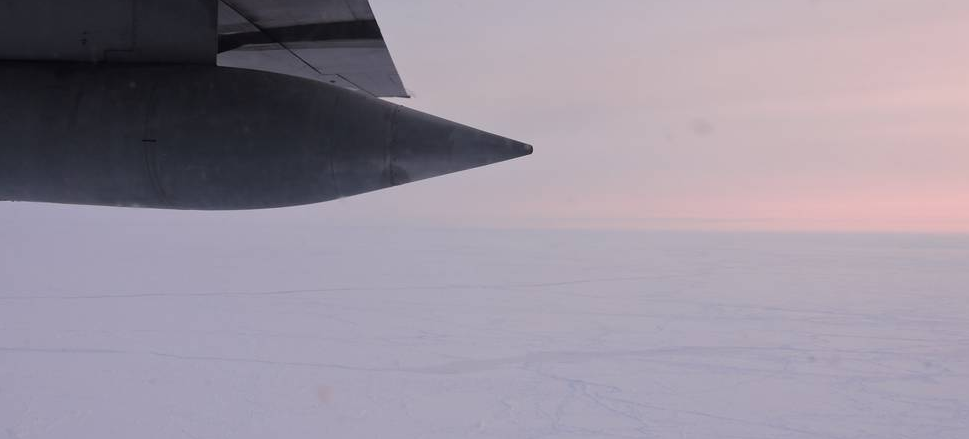 NASA's Incredible Expedition to Explore the Arctic Ice Sheets