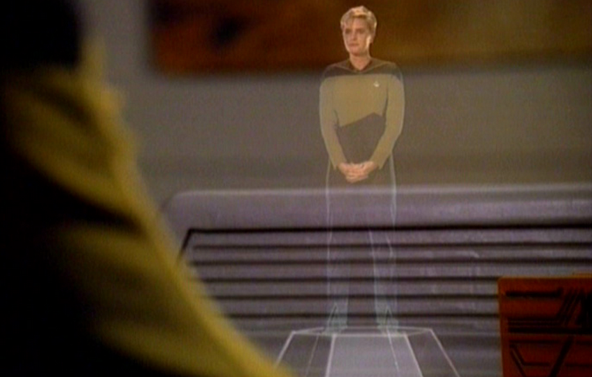 How Close Are We To Creating A Star Trek-Like 'Holodeck'?