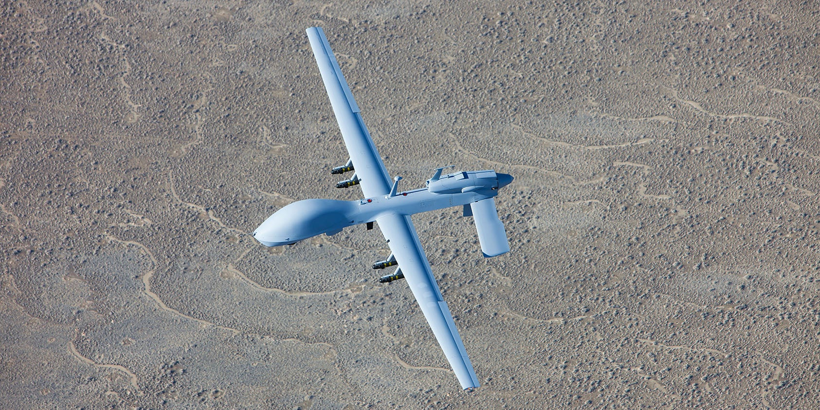 Pentagon Confirms That a Grey Eagle Drone Has Been Lost in Iraq
