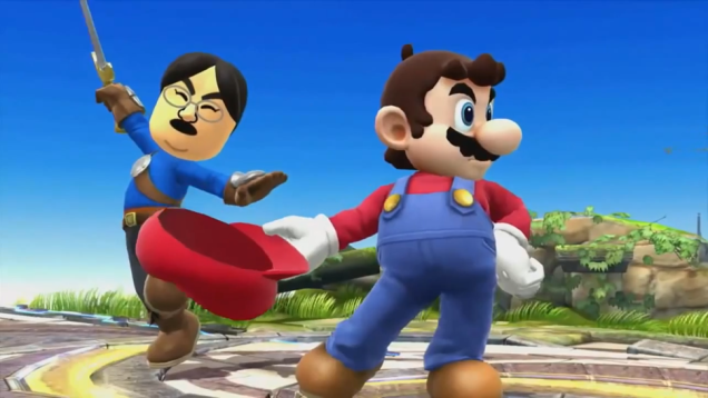 Smash Bros. Creator Remembers Satoru Iwata