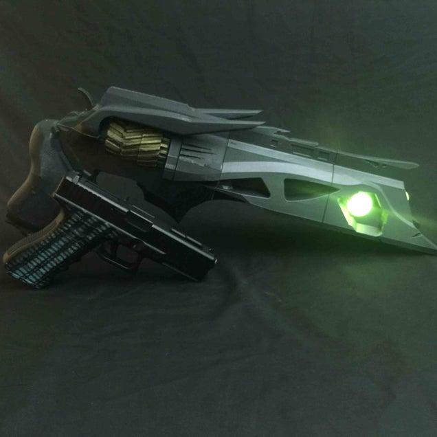 3D-Printed Destiny Gun That Actually Works