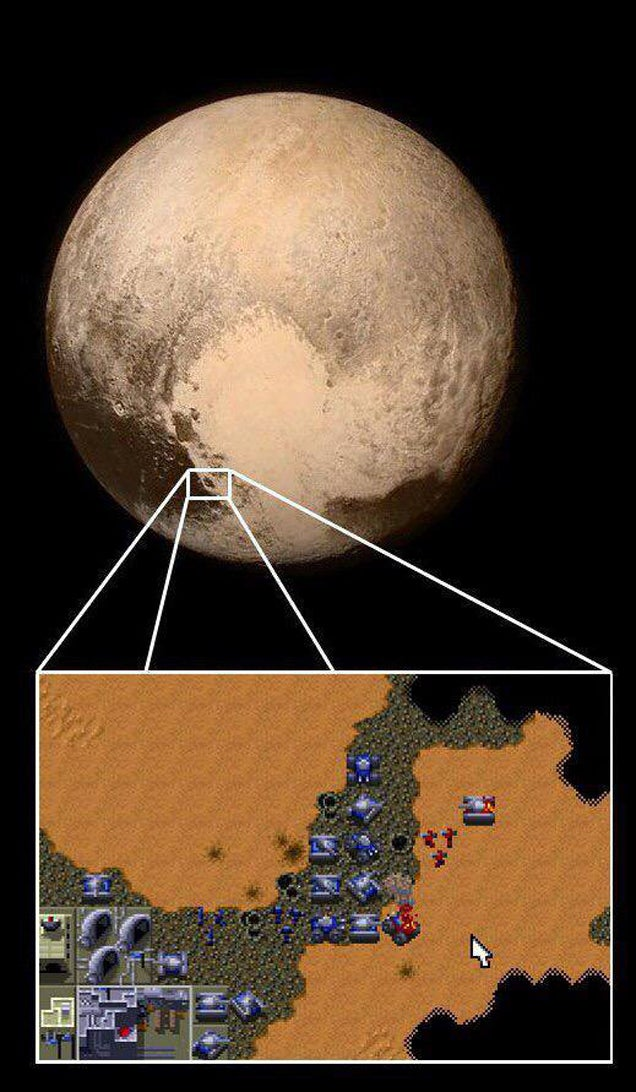 What's Really Happening On Pluto