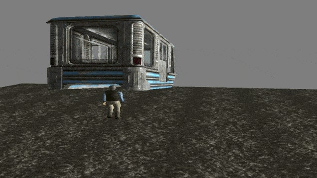 Years Later, Fans Discover The Strange Truth About Fallout 3's Trains