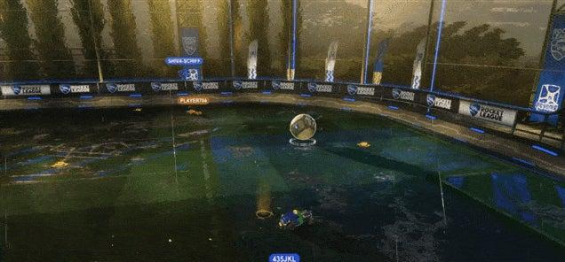 Rocket League Defensive Failure Is Tough To Watch