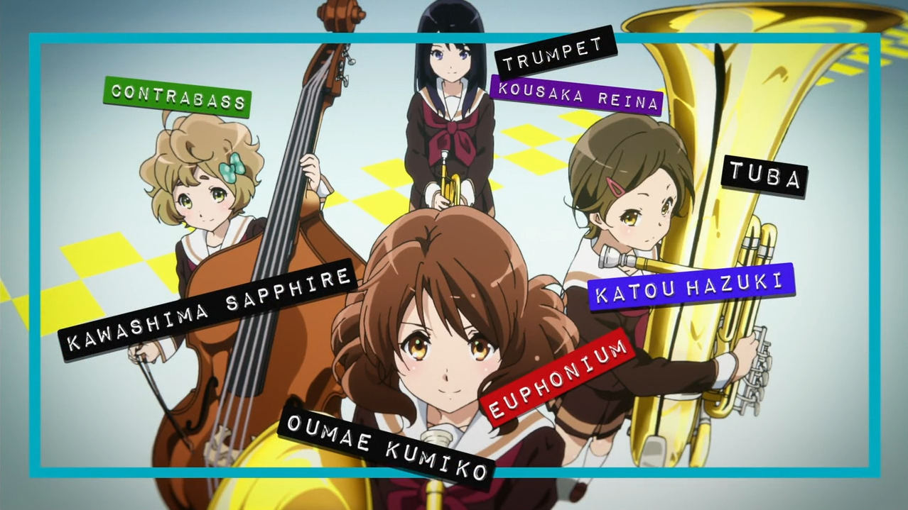 Sound! Euphonium: The Kotaku Review