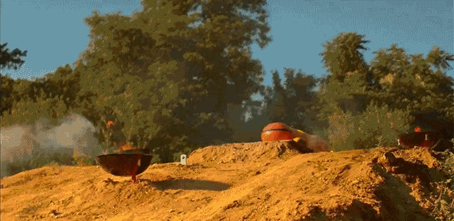 The Oscar Mayer Weinermobile Goes Off-Road With the RC Weiner Rover