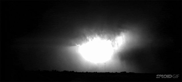 A lightning storm captured in slow motion is like an electric ballet