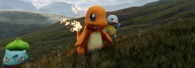 Pokémon In Unreal 4 Looks Fantastic
