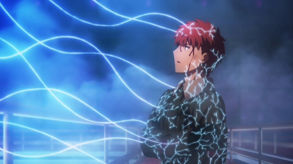 Unlimited Blade Works is an Excellent Fighting Anime