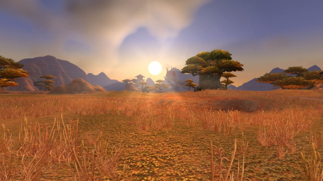 World of Warcraft Hyperlapse Shows How Big Azeroth Really Is