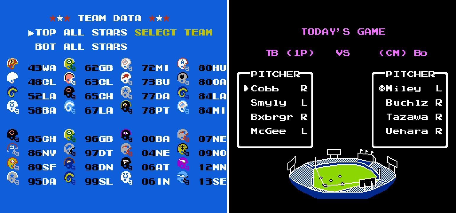 You Can Still Buy Classic NES Sports Games, Now With 2015 Rosters