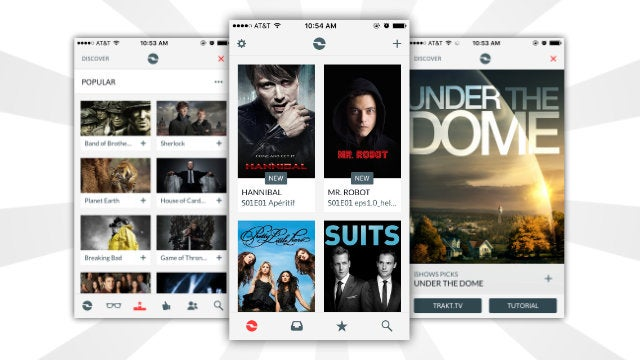 IShows 2 Tracks Your Favourite TV Shows