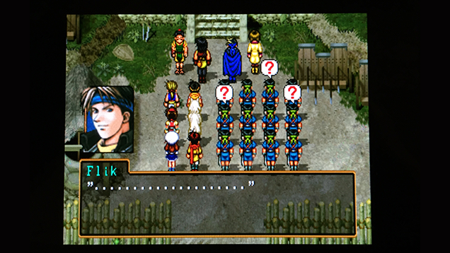 Suikoden II's Apple Says What Everyone Was Thinking